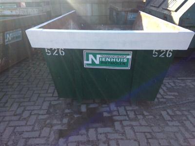 Nienhuis portaal container
