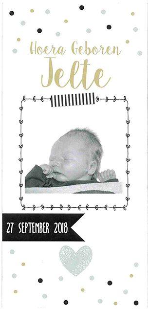 Geboorte Jelte